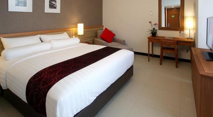 Ivory By Ayola Hotel Bandung - Deluxe City View