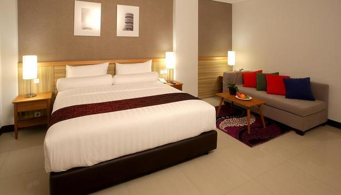 Ivory By Ayola Hotel Bandung - Deluxe Room