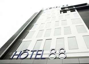 Hotel 88 Embong Malang - Tampak luar