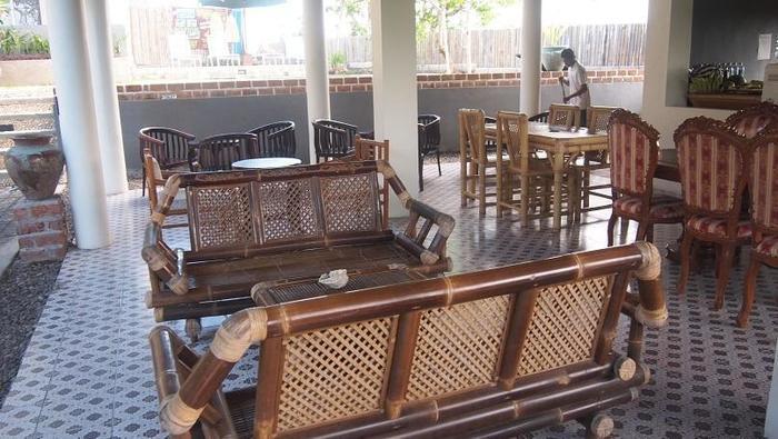 Pecatu Guest House Bali - Restoran