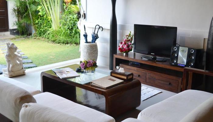 Villa Adhyatma Bali - Living room