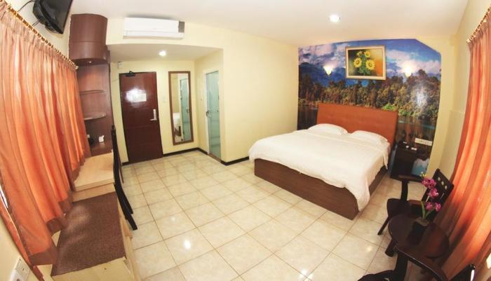 Medan Ville Hotel Medan - Deluxe Room