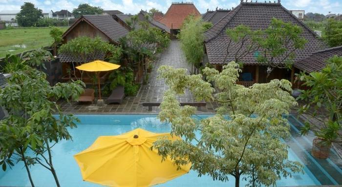 Warisan Heritage Resort & Resto Solo - Kolam Renang