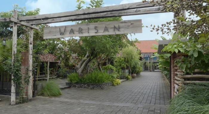 Warisan Heritage Resort & Resto Solo - Eksterior