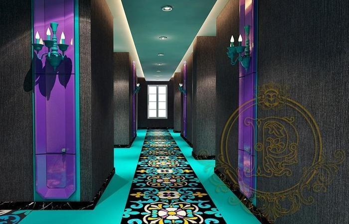 Park View Hotel Bandung - Koridor
