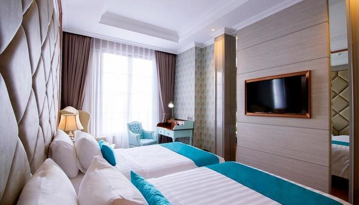 Park View Hotel Bandung - Super Deluxe Twin Hollywood Room