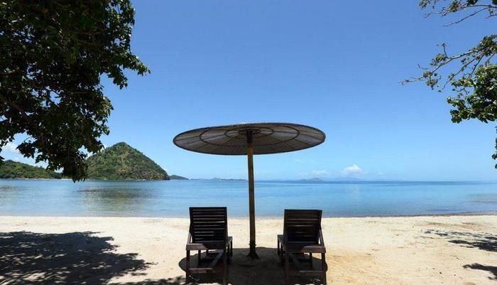 Plataran Komodo Resort Flores - Pantai