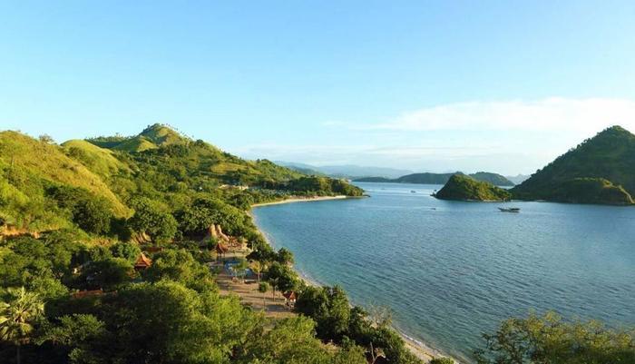 Plataran Komodo Resort Flores - Pemandangan