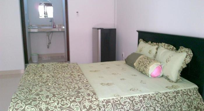 Swandewi Homestay Bali - Ruang tamu kamar deluxe