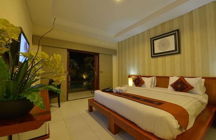 Uma Sri Hotel Bali - Kamar tidur
