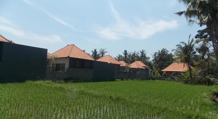 Asri Sari Villa Ubud - Eksterior