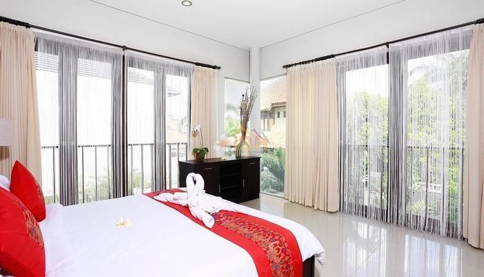 Villa Wena Seminyak Bali - Bedroom
