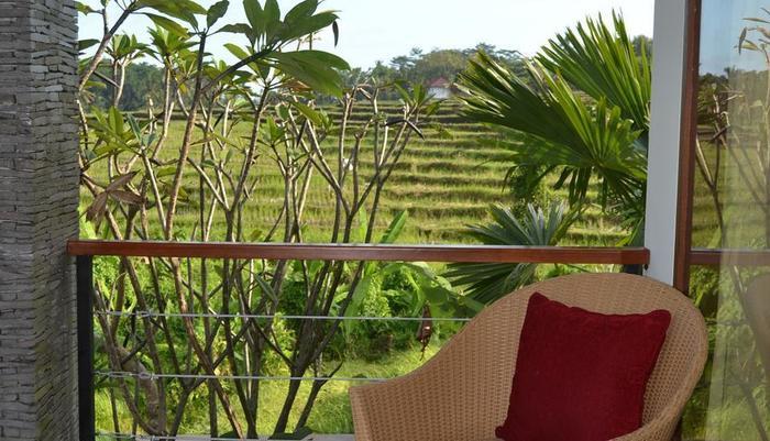 Lea Villa  Bali - Gazebo View