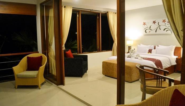 Lea Villa  Bali - Balkon