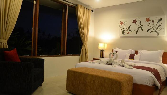 Lea Villa  Bali - Kamar tidur