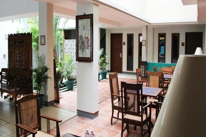 Hotel Koening Cirebon - Kafe