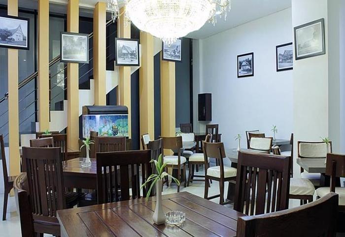 Sutan Raja Palu Palu - Coffee shop