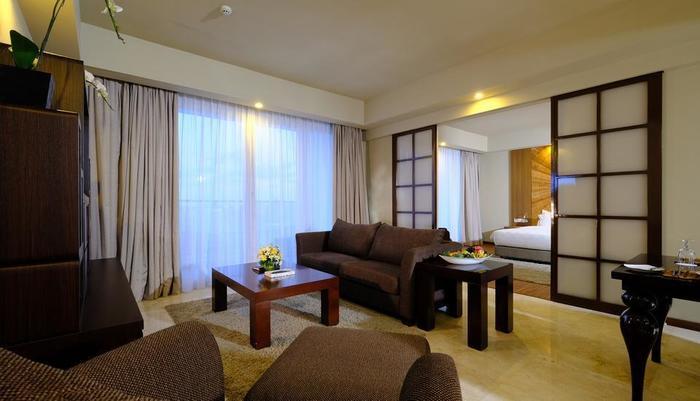 The Sintesa Jimbaran Bali - Suite Room