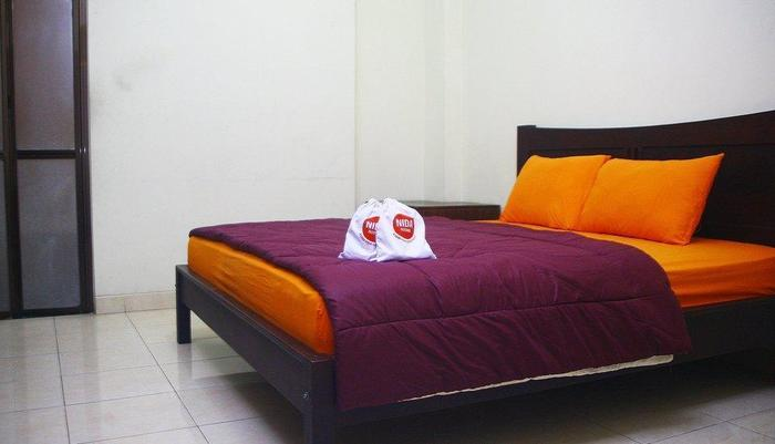 NIDA Rooms Ring Road Utara 1E Jogja - Kamar tamu