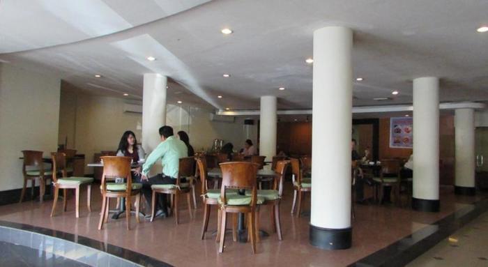 Wisata Hotel Palembang - Restoran
