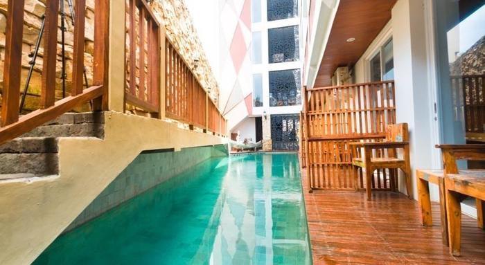 Hadi Poetra Hotel Bali - Kolam Renang