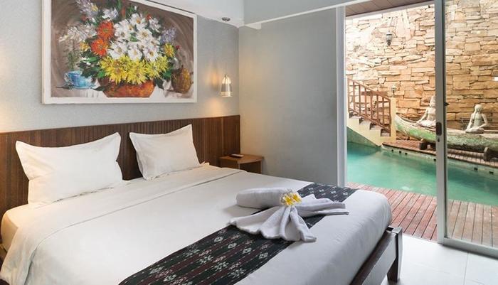 Hadi Poetra Hotel Bali - Balkon