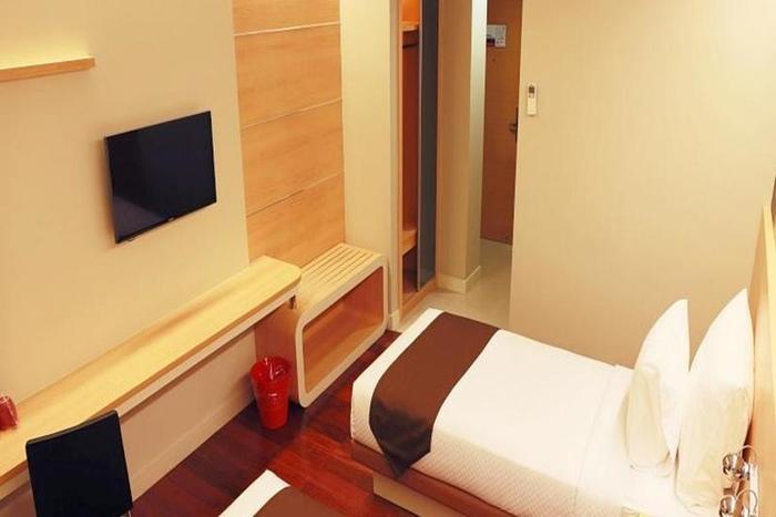 Citihub Hotel  Surabaya - Kamar Tamu