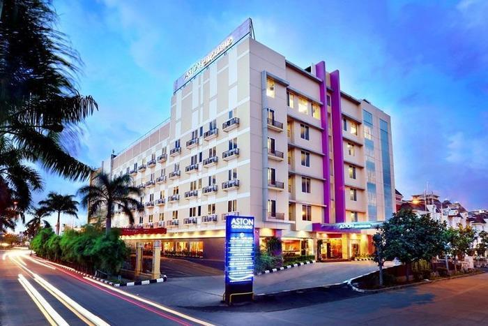 Aston Cengkareng - Tampilan Luar Hotel