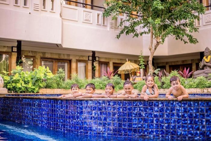 Permata Kuta Hotel Bali - Kids Pool