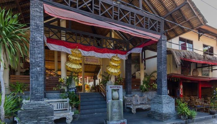 RedDoorz @Bakung Sari Kuta Bali - Eksterior
