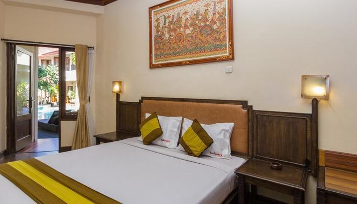 RedDoorz @Bakung Sari Kuta Bali - Kamar tamu