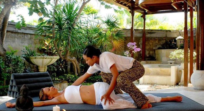 Grand Nikko Bali - Spa