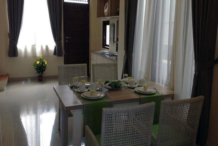 CLV Hotel Bedugul - Ruang Tamu