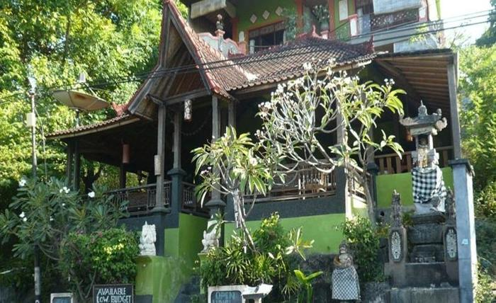 C'est Bon Homestay 1 Bali - Eksterior