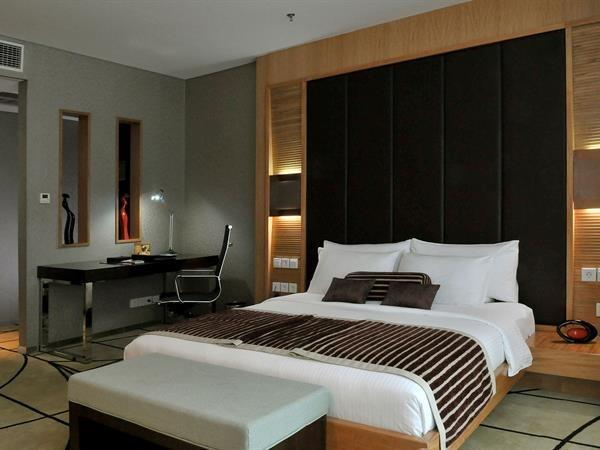 Grand Swiss-Belhotel Medan - KAMAR GRAND DELUXE