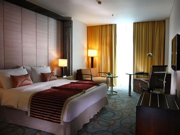 Grand Swiss-Belhotel Medan - deluxe Eksekutif