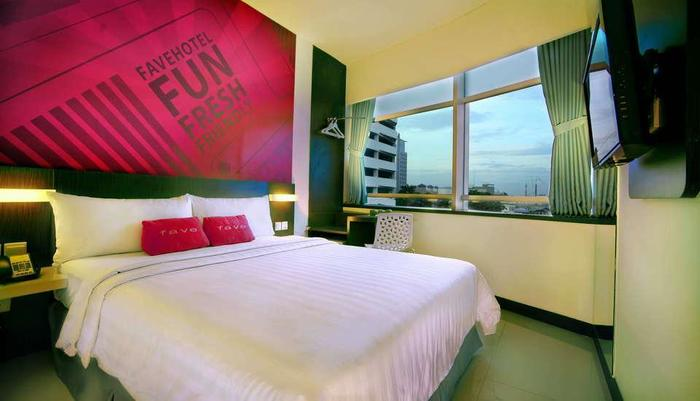 favehotel Pluit Junction Jakarta - Standard room