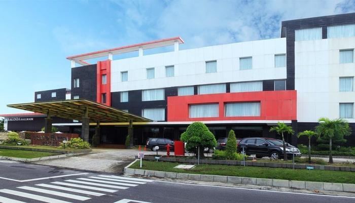Grand Hatika Hotel Belitung - Hotel Exterior
