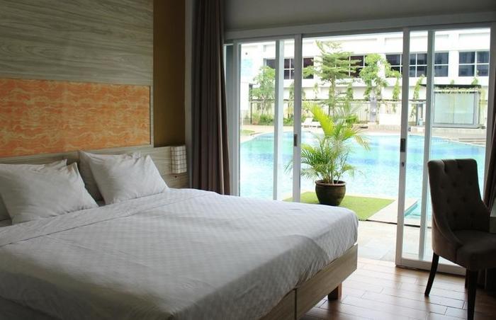 Akshaya Hotel Karawang a PHM Collection - Deluxe Pool