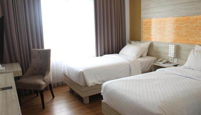 Akshaya Hotel Karawang a PHM Collection - Superior Twin