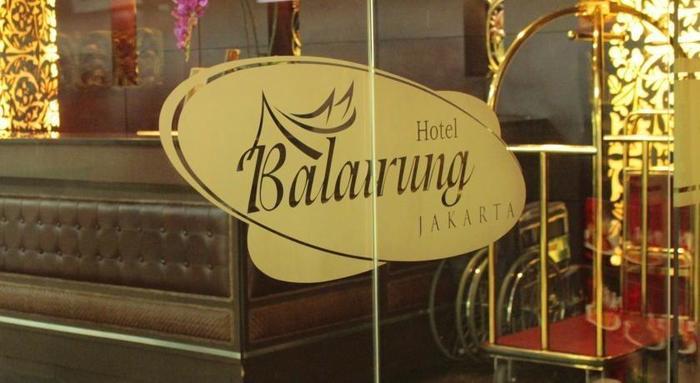 Balairung Hotel Jakarta - logo