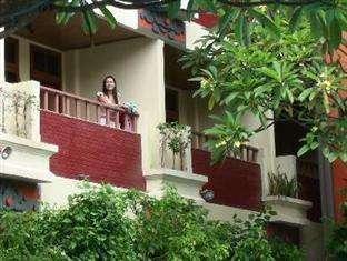 Green Garden Hotel Bali - Balkon kamar