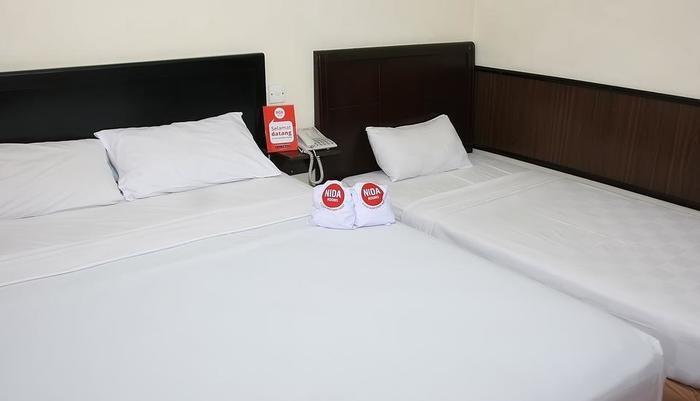 NIDA Rooms Surabaya University Mangga Besar - Kamar tamu