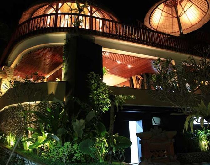 Ubud Green Ubud - View Night