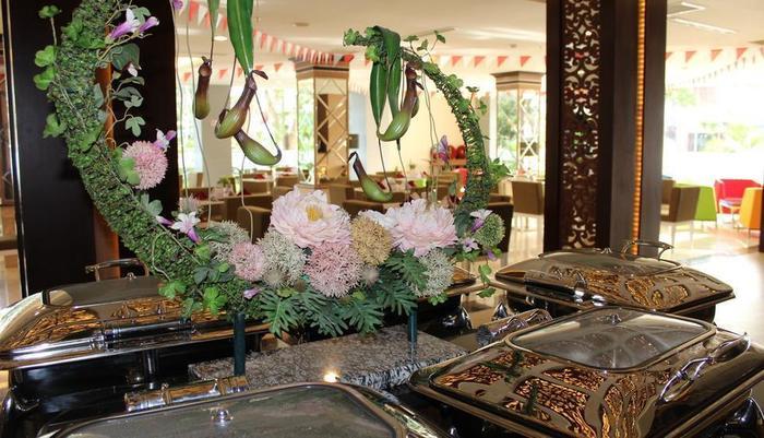 Plaza Inn Kendari - Restoran