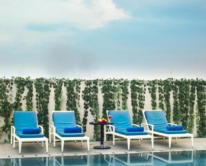 Aston Braga Hotel & Residence Bandung - Swimming Pool