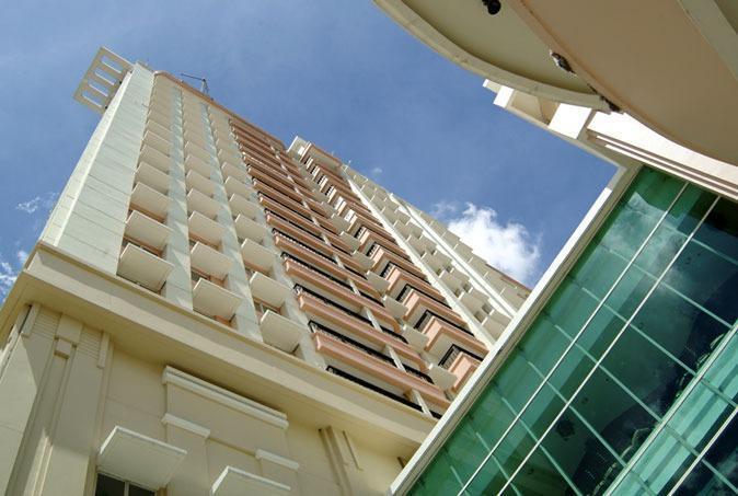 Aston Braga Hotel & Residence Bandung - Hotel Building