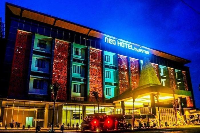 Neo Eltari Kupang - Tampilan Luar Hotel