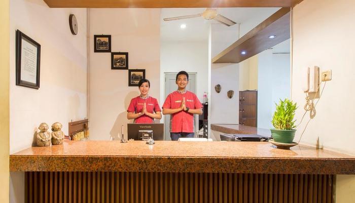 Hotel Poncowinatan Yogyakarta - Front office