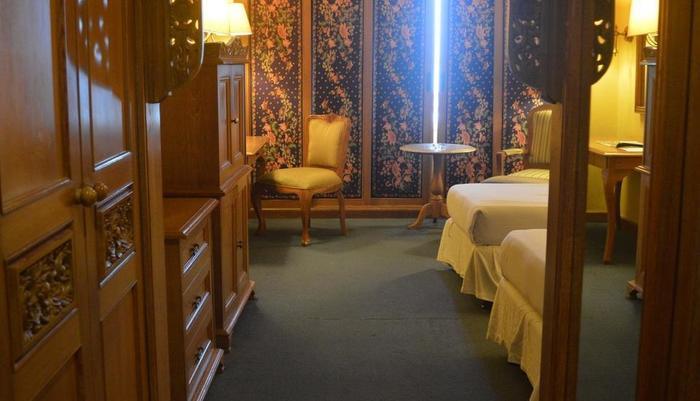 Hotel Mutiara Yogyakarta - Interior Deluxe Room
